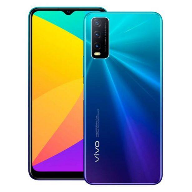 Oferta de Celular Vivo Y20s 4GB + 128GB Azul por $639900