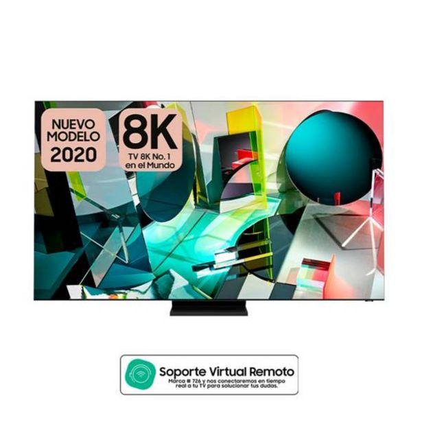 Oferta de Televisor Samsung 75 pulgadas QLED 8K Smart TV por $1,99999E+07