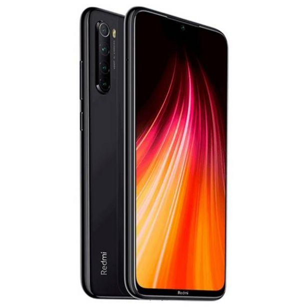 Oferta de Celular xiaomi redmi note 8 128 gb negro por $644900