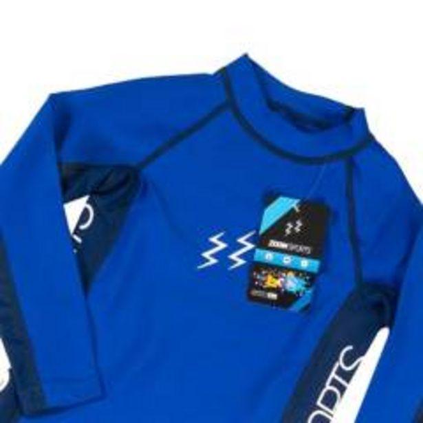 Oferta de Camiseta Infantil para Natación por $45430