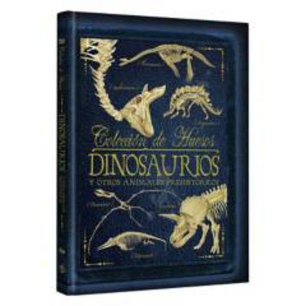 Oferta de Colección Huesos Dinosaurios por $75000