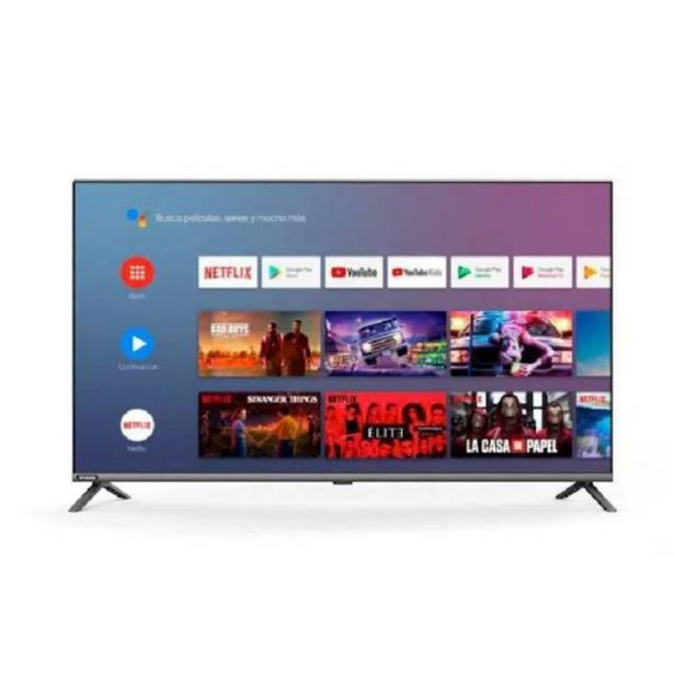 Oferta de Televisor Hyundai 43 Pulgadas led full hd smart por $1145000