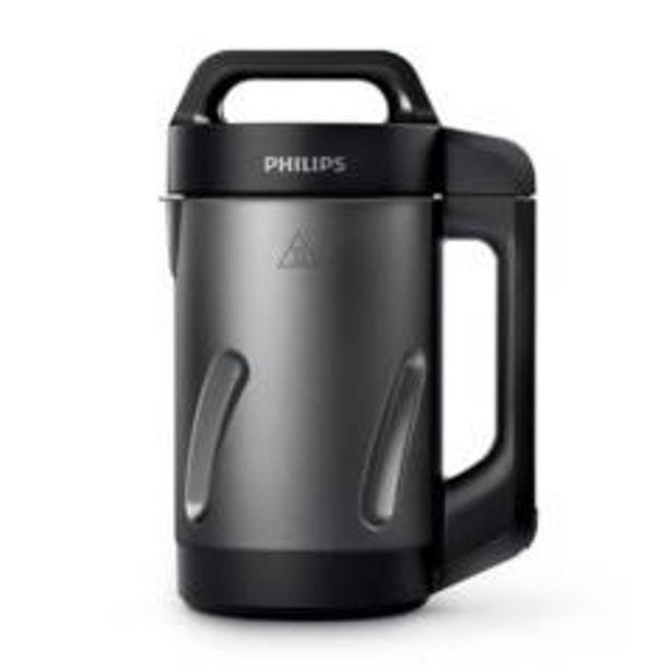 Oferta de Olla Eléctrica Philips Soupmaker 1.2 lt por $499900