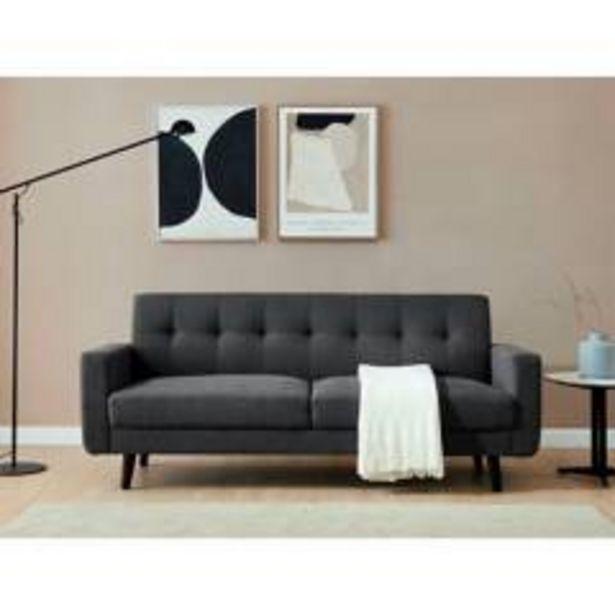 Oferta de Sofa lyte anti rasguños plata por $919900