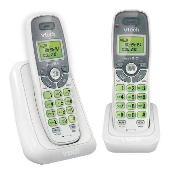 Oferta de Teléfono Inalámbrico CS6114-2 Duo Blanco por $166900