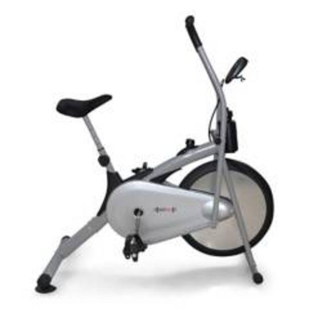 Oferta de Bicicleta estatica 2 en 1 con función de remo por $649900