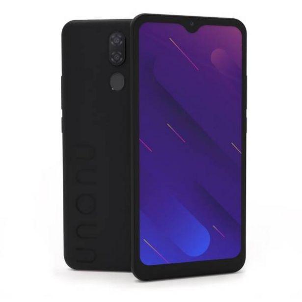 Oferta de Celular Unonu w60 plus 16gb ds/negro por $270900