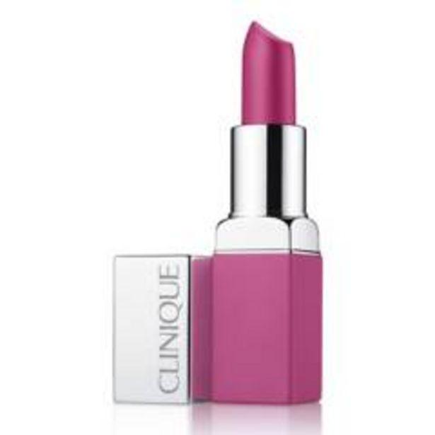 Oferta de Labial Clinique Pop Matte Lip Colour + Primer por $39990