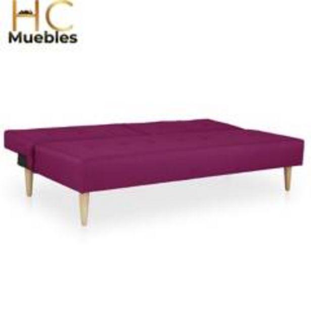 Oferta de Sofa cama hc trevor - fucsia por $629900