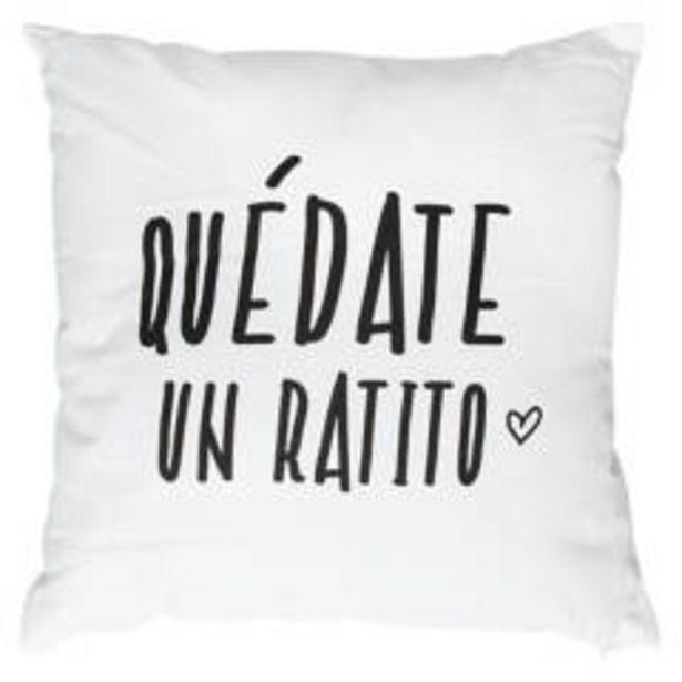 Oferta de Cojín Fra Ratito 40 x 40 cm por $19900