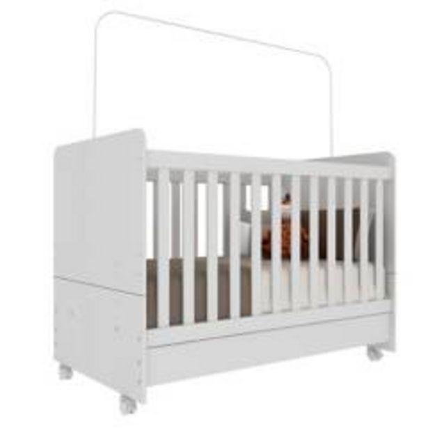 Oferta de Mini Cuna 3x1 Bambino Blanca por $499900