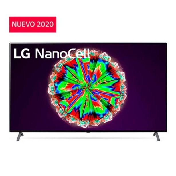 Oferta de Televisor LG 65 pulgadas LED NanoCell 4K Ultra HD Smart TV por $2999900