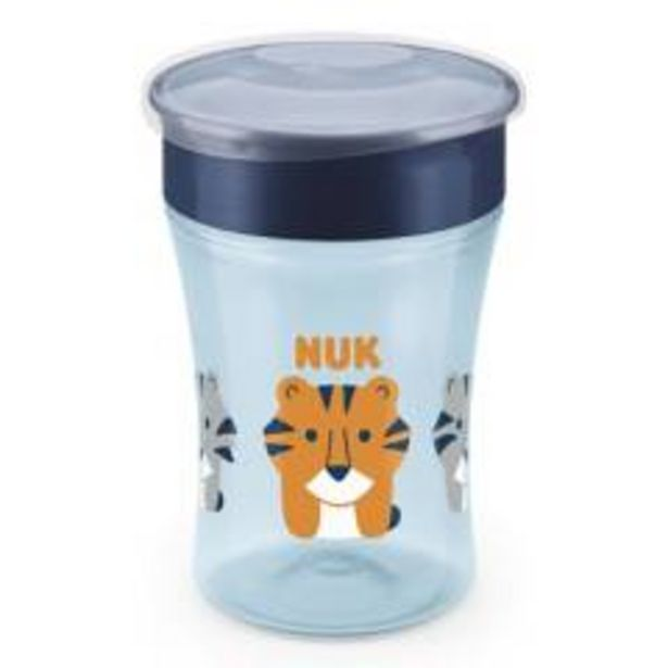 Oferta de Vaso Magic Cup 250ml Azul por $33900