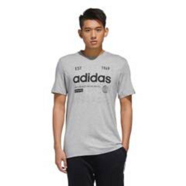 Oferta de Camiseta deportiva Adidas Hombre por $64990