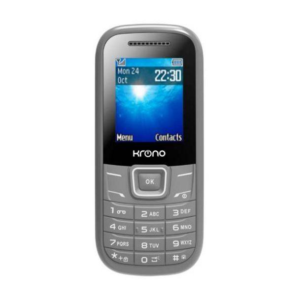 Oferta de Celular  Krono k 32 gris por $34900