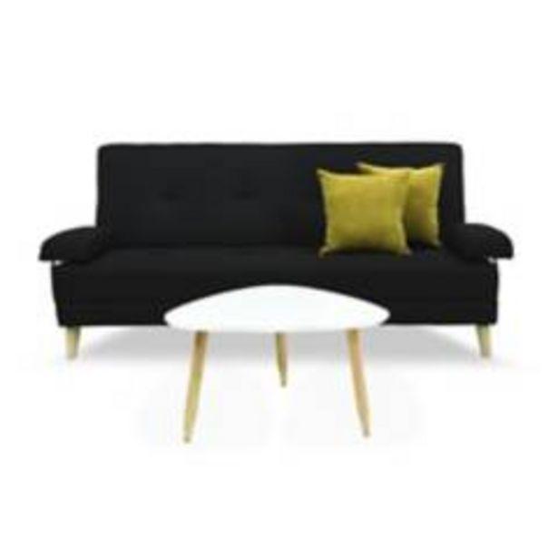 Oferta de Sofa cama ferrati + mesa y cojines por $859900