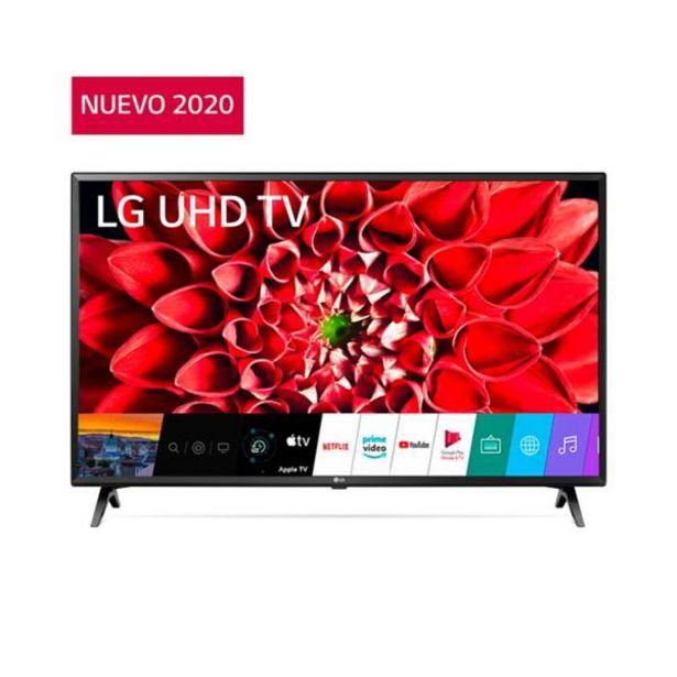 Oferta de Televisor LG 55 pulgadas LED 4K Ultra HD Smart TV por $1649900