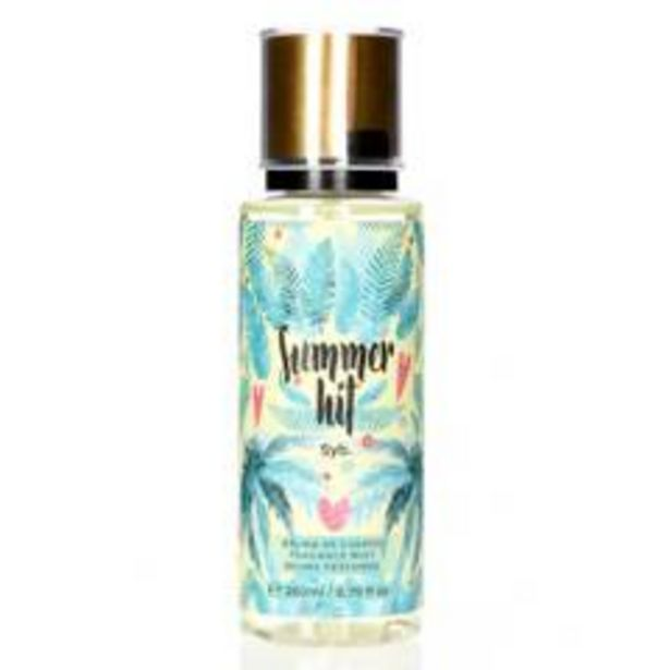 Oferta de Body Mist Summer Hit por $19990