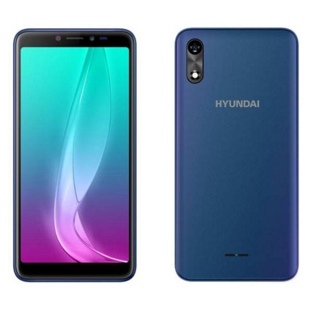 Oferta de Celular hyundai l553 16gb dual sim card 4g azul por $359900