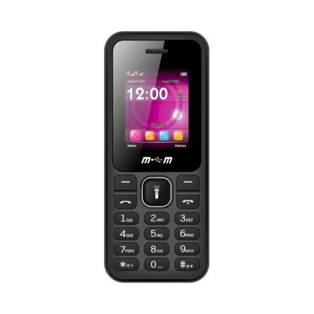 Oferta de Teléfonos básicos celular  m 22 rojo por $34900