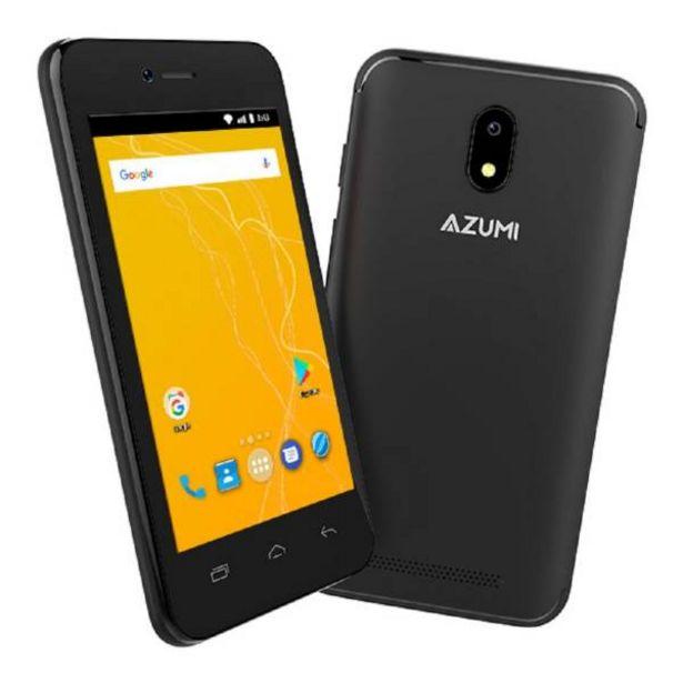 Oferta de Celular Azumi a4+ negro por $199900