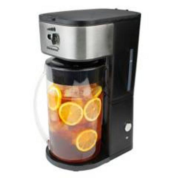Oferta de Maquina de té y café helado con jarra de 64 Oz por $169900