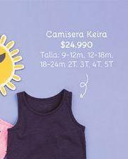 Oferta de Camiseta Keira  por $24990