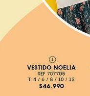 Oferta de Vestido NOELIA  por $46990