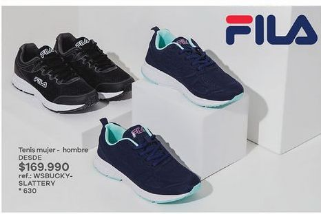 Oferta de Tenis fitness por $169990
