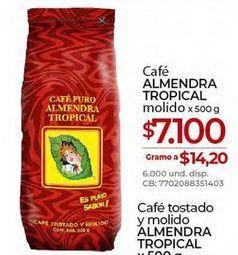 Oferta de Café molido por $7100