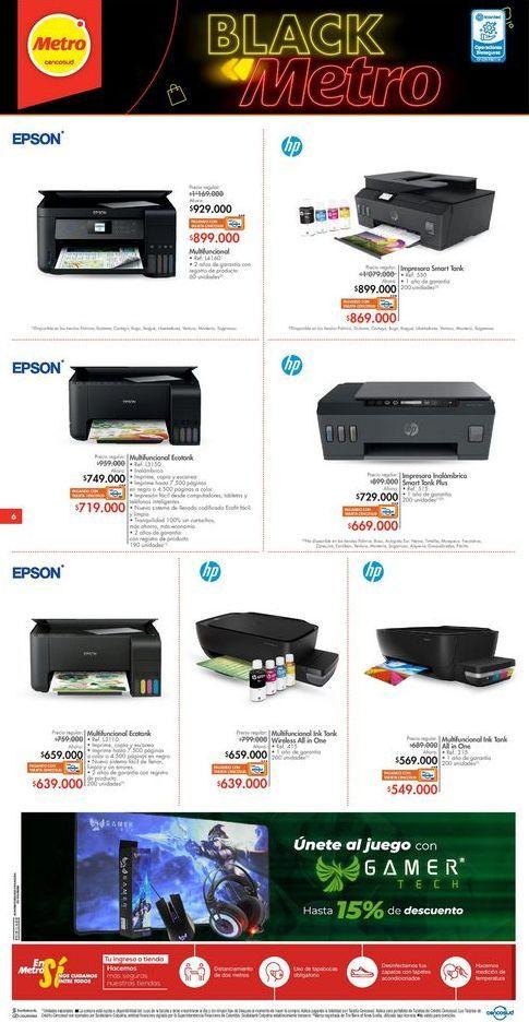 Oferta de Impresora por