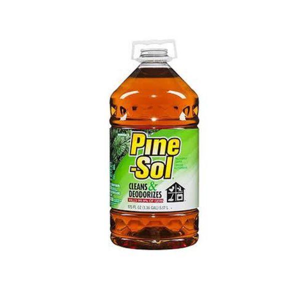 Oferta de Limpiador Líquido Pine Sol 175 oz/ 5175 ml por $43500