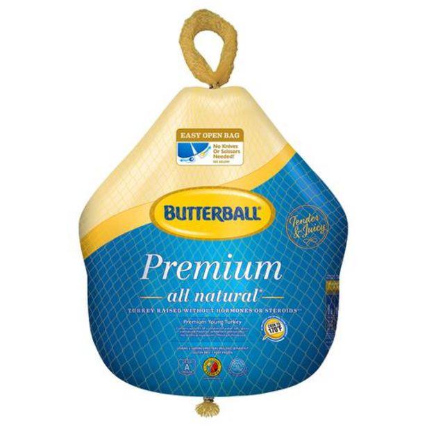 Oferta de Butterball Pavo Entero, 4.5-5.4 kg / 10-12 lb por $24700