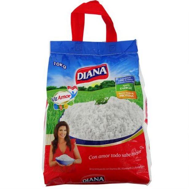Oferta de Diana Arroz Blanco 10 kg por $30500