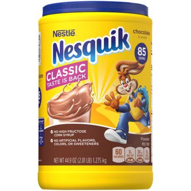 Oferta de Nestle Chocolate en Polvo 1.27 kg por $32500