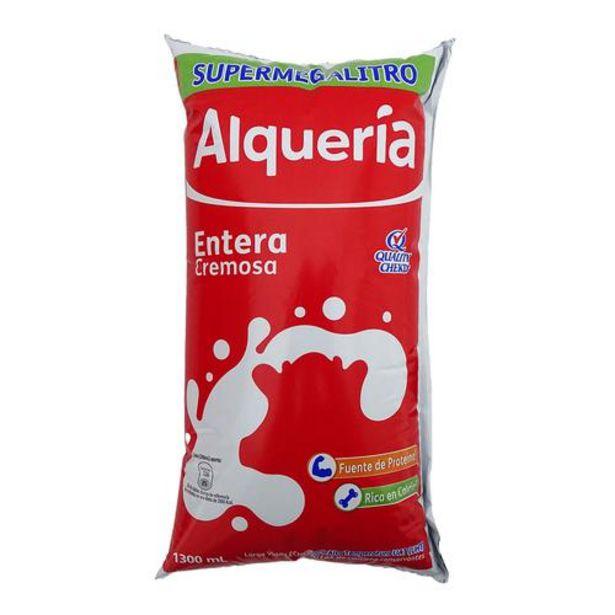Oferta de Alqueria Leche Entera 10 Unidades/1.3L por $32900
