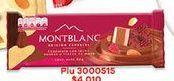 Oferta de Chocolate Montblanc por $4010