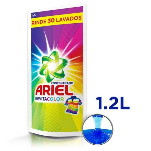 Oferta de Detergente Líquido Ariel Revit ARIEL SIN REFER por $8310