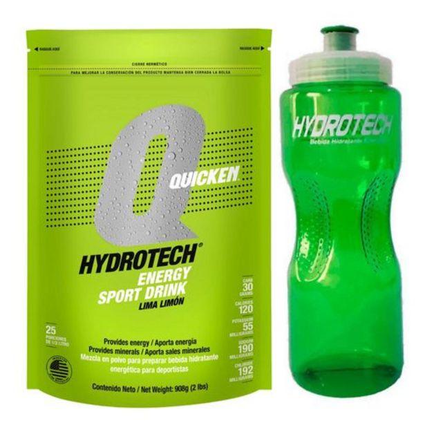 Oferta de Quicken Hydrotech Bolsa 908 Gr Lima-Limon por $19700