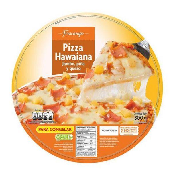 Oferta de Pizza Hawaiana por $6354