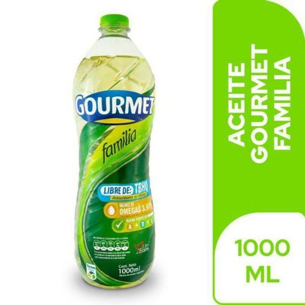Oferta de Aceite de girasol  familia x 1000 ml por $10320