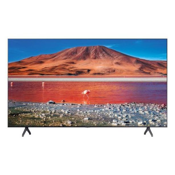 Oferta de Televisor Samsung 50 Pulgadas Crystal Uhd 4K Smart Tv 2020 por $1799900