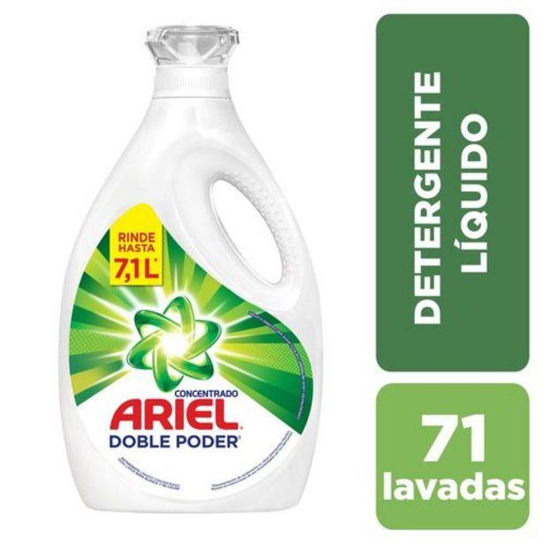 Oferta de Detergente Líquido Ariel Doble ARIEL SIN REF por $23362