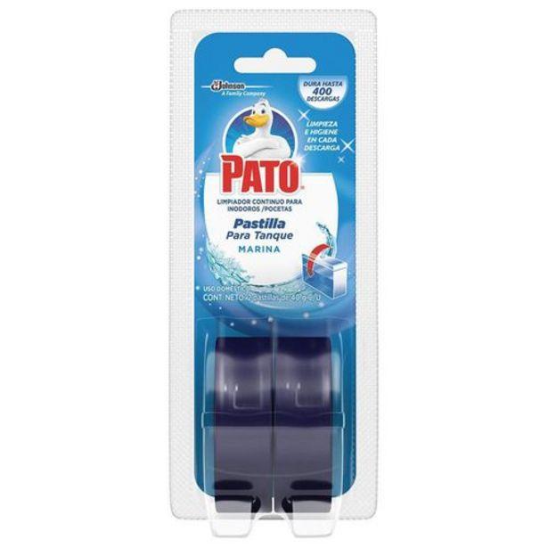 Oferta de Tanque azul pastilla  PATO 090123 por $6579