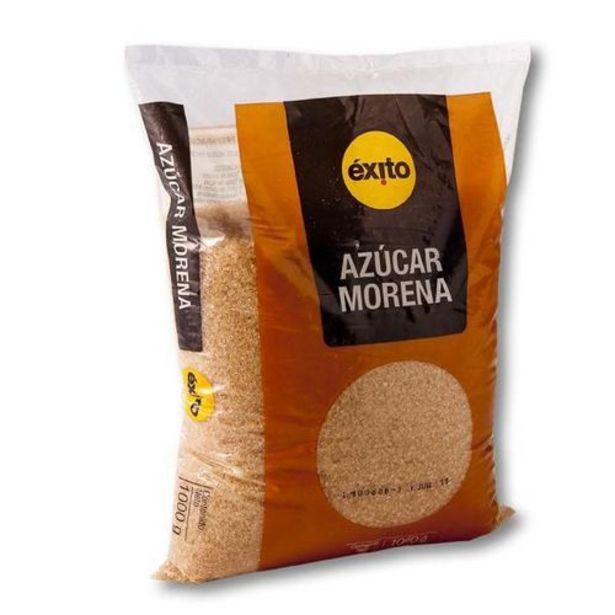 Oferta de Azucar Morena Éxito 1000 gr por $2650