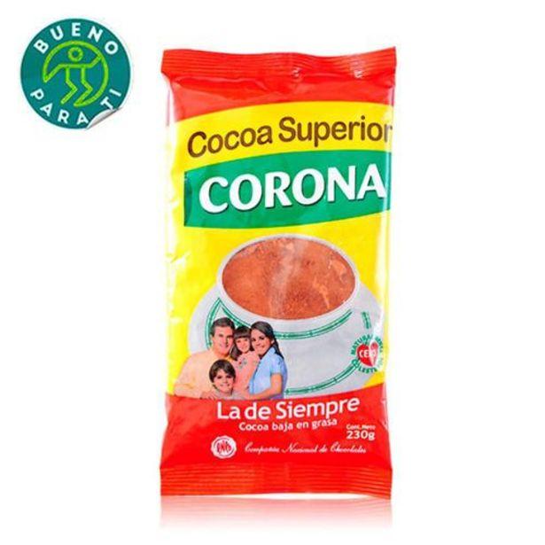 Oferta de Cocoa Superior Baja En Grasa X 230 gr por $5750