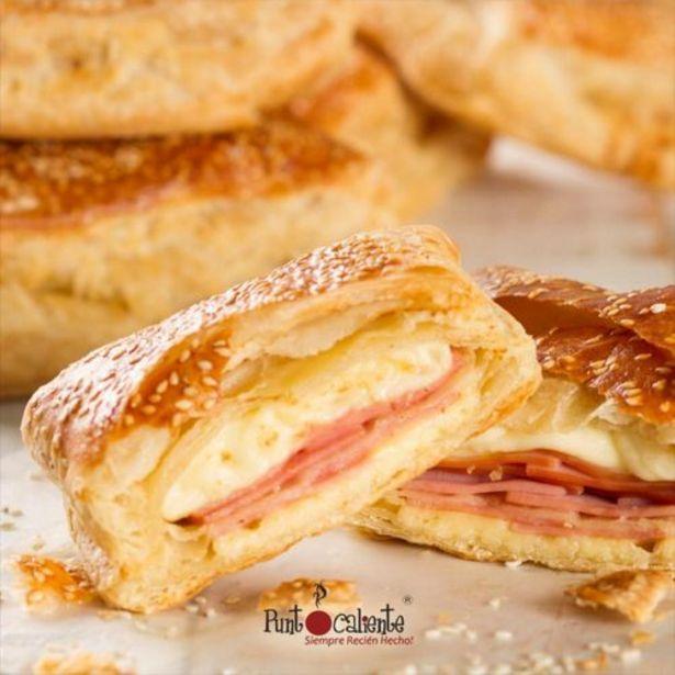 Oferta de Pastel de jamon y queso x 6 U  para hornear Solo Medellin por $23900