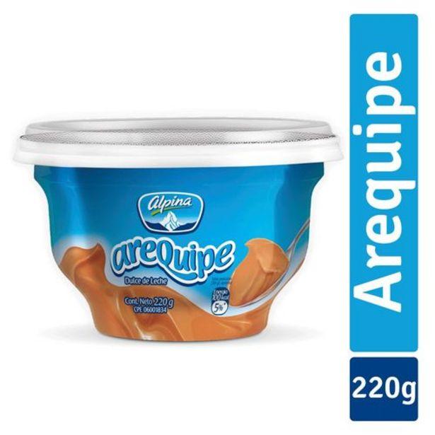 Oferta de Arequipe ALPINA 220g por $3032