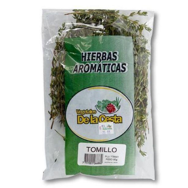Oferta de Tomillo 50g Bolsa por $2480