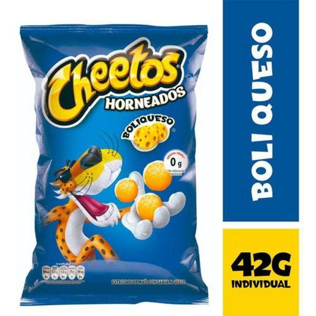 Oferta de Boli queso CHEETOS 42 Gramo por $963